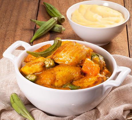 Muamba de galinha: National Dish of Angola